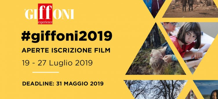 Giffoni 2019: Aperta la selezione per le opere in concorso alla 49esima edizione - aSalerno.it