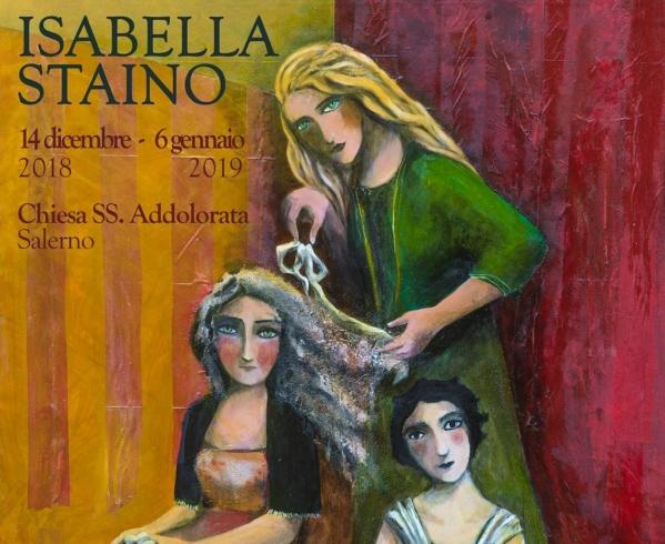 A Salerno una mostra dell'artista Isabella Staino - aSalerno.it
