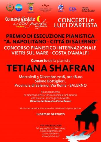 Luci d'Artista tra musica e solidarietà - aSalerno.it