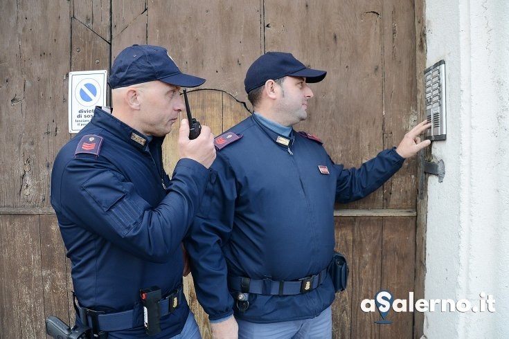Prestazioni sessuali a pagamento, scoperta casa di appuntamento - aSalerno.it