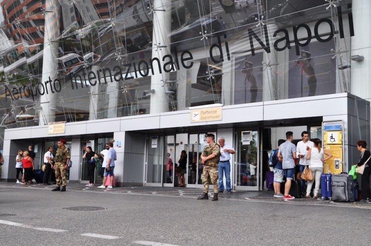 Estorsioni a imprenditore nocerino, preso terzo uomo a Capodichino - aSalerno.it
