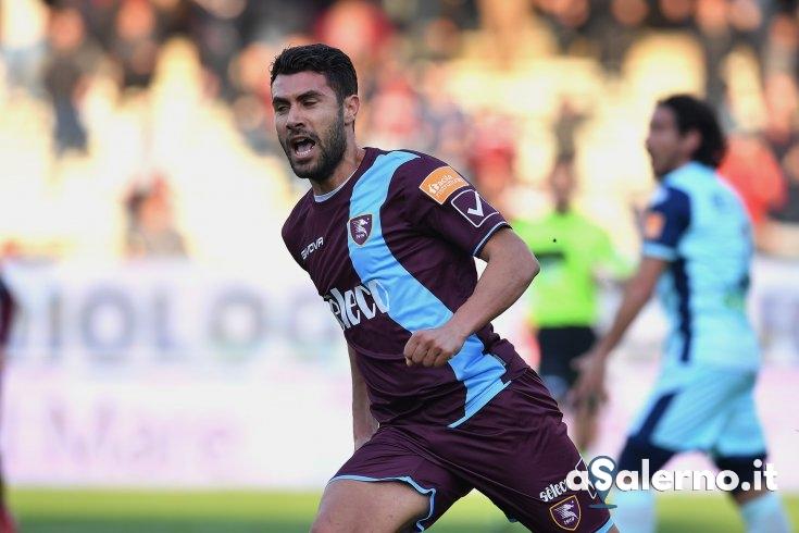Salernitana, Pucino e Vitale a segno: Pescara sotto (2-1 pt) - aSalerno.it