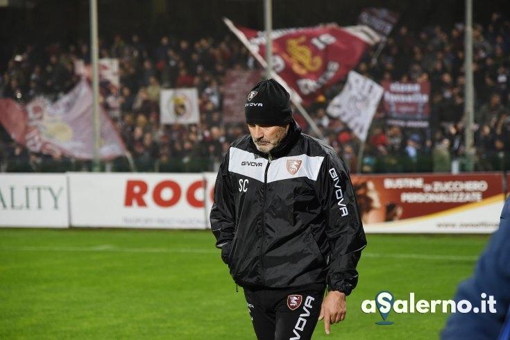Confronto con la squadra, poi la decisione: Colantuono si è dimesso - aSalerno.it