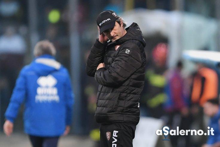 Gregucci, un… Angelo: la sua Salernitana cresce (anche senza vittorie) - aSalerno.it