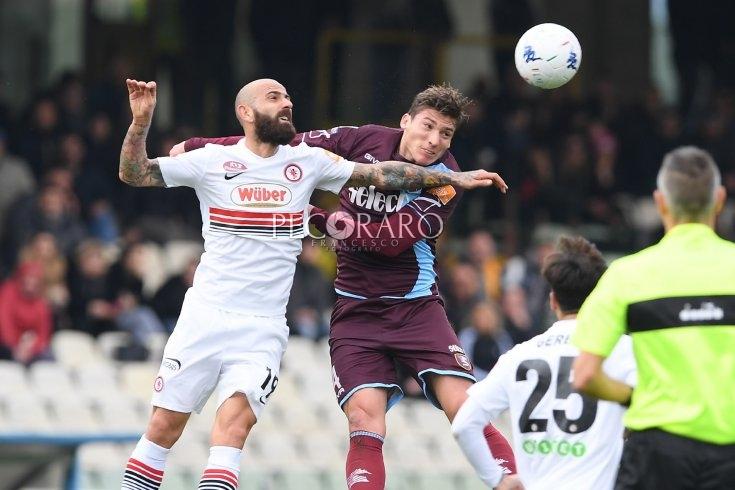 Palermo retrocesso, Salernitana ai play out col Foggia - aSalerno.it