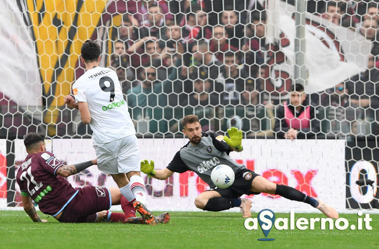 Salernitana-Foggia, le pagelle - aSalerno.it