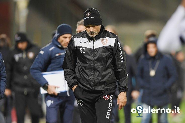 Salernitana, Colantuono non cerca alibi dopo la sconfitta con il Brescia - aSalerno.it