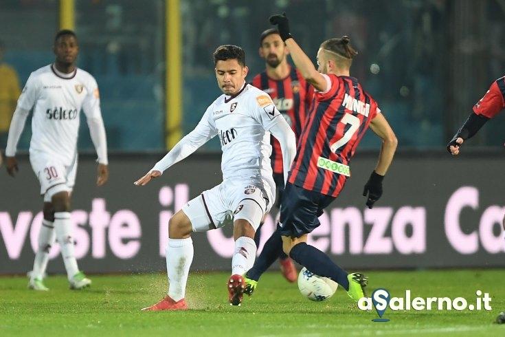 Salernitana, nessun morde nella tana dei lupi: 0-0 a Cosenza - aSalerno.it