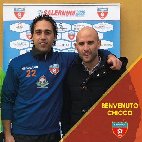Raffaele Coscia torna al Salernum Baronissi - aSalerno.it