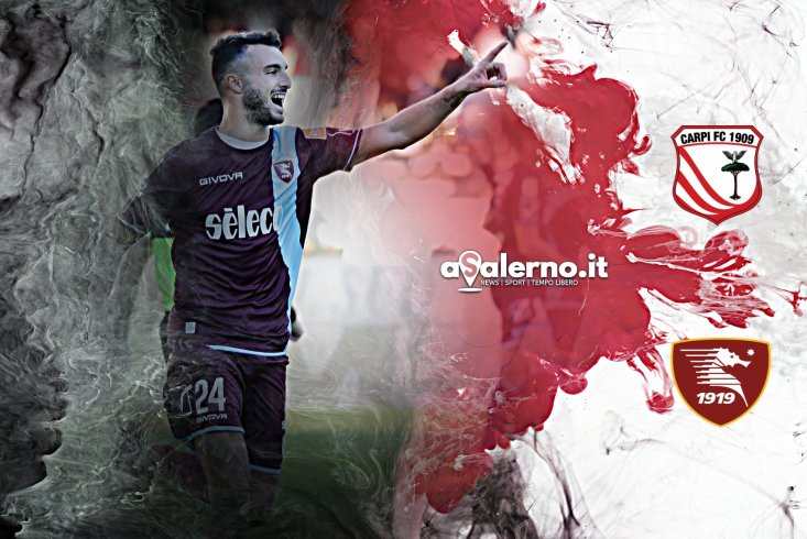 Carpi-Salernitana: Matchday Programme - aSalerno.it