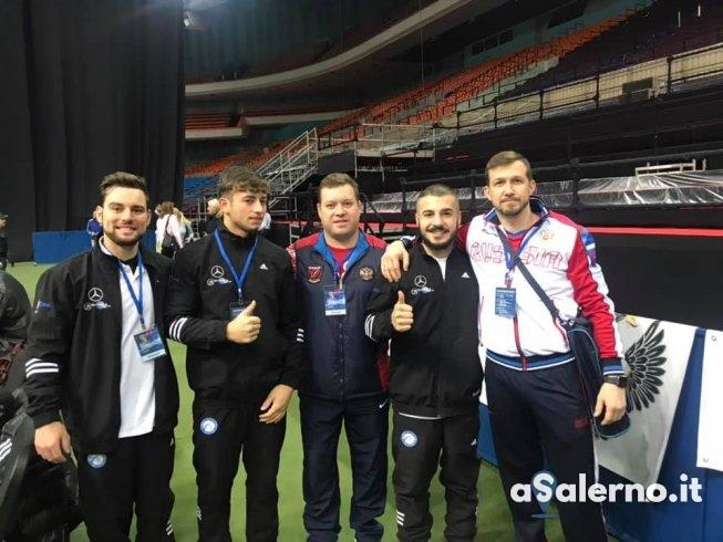 La Ginnastica Salerno in Russia per il Voronin Cup 2018 - aSalerno.it