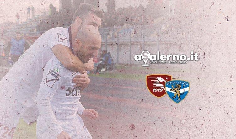 Salernitana-Brescia: Matchday Programme - aSalerno.it