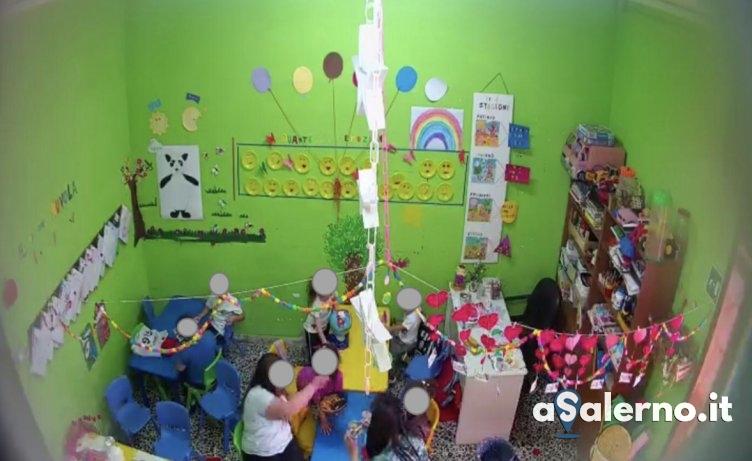 Maltrattamenti ai bimbi nella scuola materna: fermate due donne - aSalerno.it