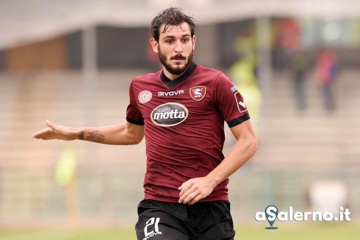 """Il doppio ex Andrea Bovo """"Sarà un Padova determinato, a Salerno devo tanto"""" - aSalerno.it"""