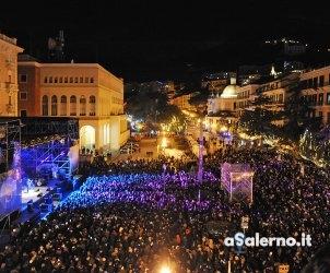 sal - 01 01 2019 capodanno in piazza a salerno. foto tanopress