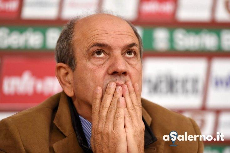 """Fabiani:"""" Abbiamo preso il meglio sul mercato, la squadra è stata rinforzata"""" - aSalerno.it"""