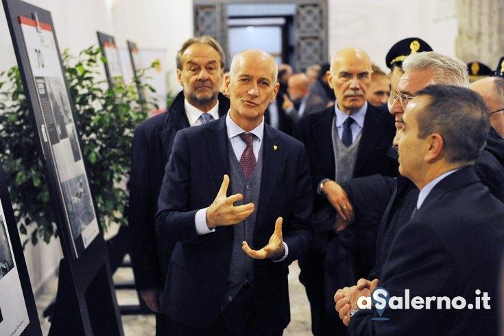 A Salerno presentata la mostra nazionale della Polizia Scientifica - aSalerno.it