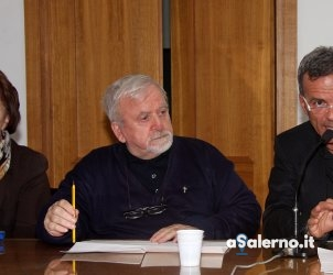 SAL - 15 01 2019 Nella foto padre Claudio Luciano. Foto Tanopress