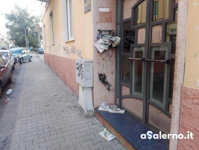 """Tra """"spam"""" e divieti: a Salerno """"resistono"""" alcune cassette pubblicitarie - aSalerno.it"""