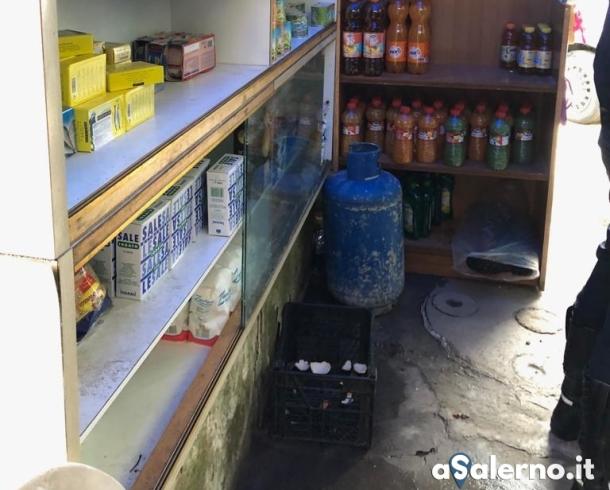 Supermercato abusivo a Santa Cecilia: denunciato 55enne - aSalerno.it