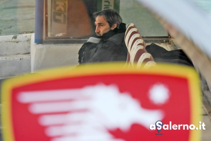 """Gregucci sincero: """"Ad ogni folata prendiamo goal, in attacco non siamo pericolosi, serve qualcosa ovunque"""" - aSalerno.it"""