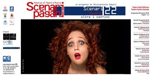 """Daniele Sepe in """"Canzoniere Napoletano"""" al Teatro S. Alfonso M. de' Liguori di Pagani - aSalerno.it"""