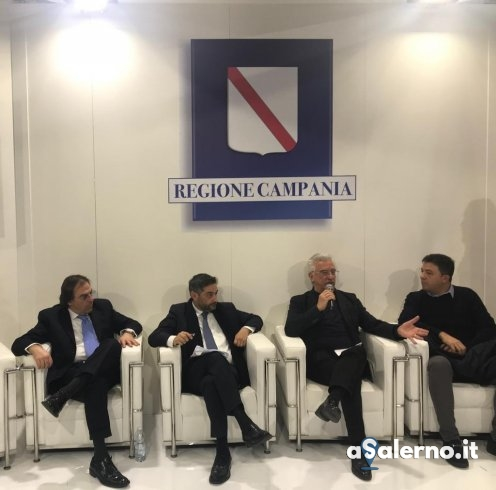 I distretti turistici della Campania alla Bit di Milano - aSalerno.it