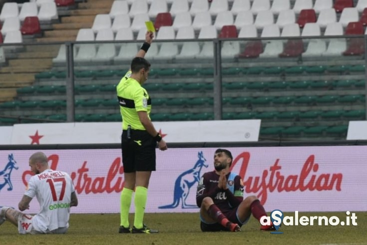Salernitana, all'Euganeo di Padova vince la paura (0-0) - aSalerno.it