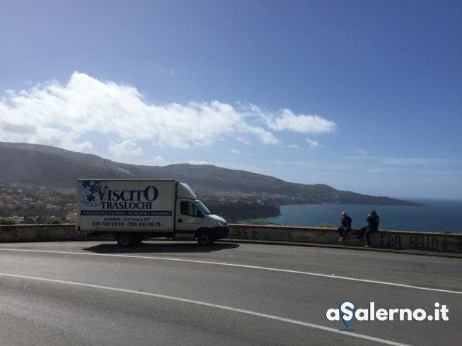 """Salerno, rubano furgone per traslochi, l'appello: """"Aiutatemi a ritrovarlo"""" - aSalerno.it"""