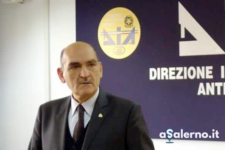 Il direttore della DIA in visita a Salerno - aSalerno.it