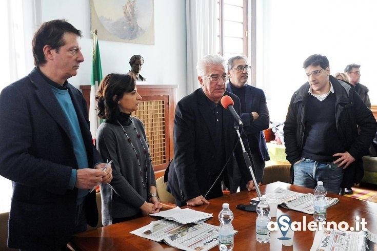 """Incubo tra penna e tastiera, solidarietà ai giornalisti de """"La Città"""" - aSalerno.it"""