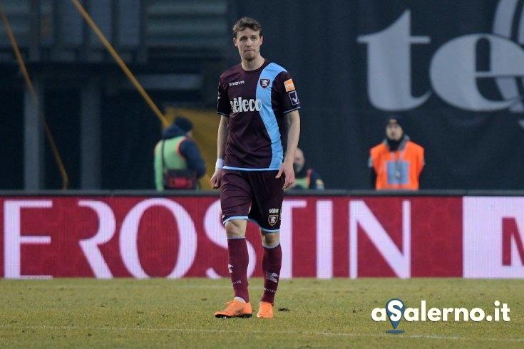 """Bernardini:""""E' mancata la zampata vincente che ci poteva cambiare tanto"""" - aSalerno.it"""