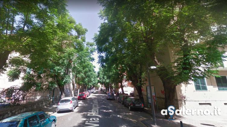 Torrione, previsto abbattimento alberi in via Guarna - aSalerno.it
