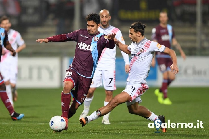 Salernitana-Cremonese: le pagelle - aSalerno.it
