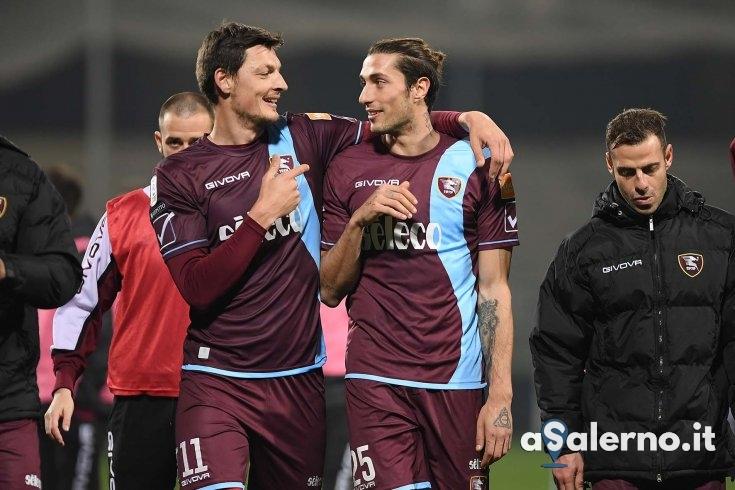 Convocati per Perugia: si ferma Schiavi, torna Vuletich - aSalerno.it