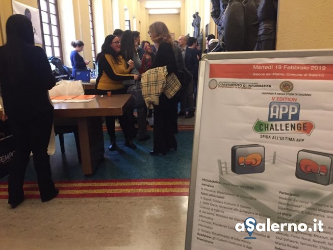 App Challenge, al via la quinta edizione - aSalerno.it