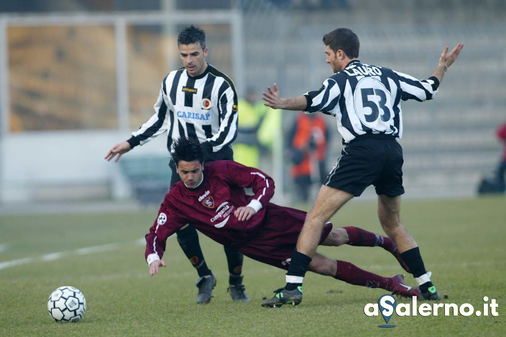 ascoli salernitana Palladino Raffaele