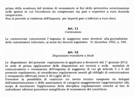 regolamento tassa soggiorno 4