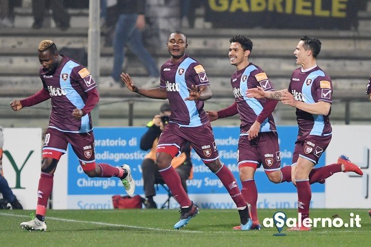 "Salernitana, sbranate le ""tigri"" lombarde con Minala e Jallow (2-0) - aSalerno.it"