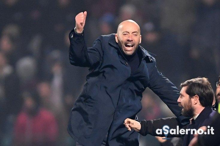 """Bucchi gongola: """"Abbiamo meritato. Salernitana? Grande potenziale.."""" - aSalerno.it"""