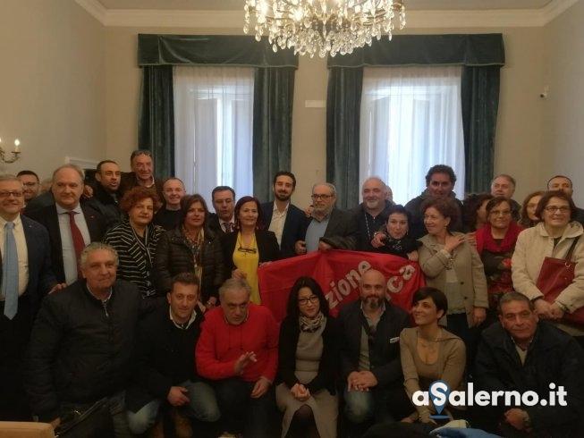 """""""Nel segno di Angelo"""", Antonio Capezzuto è il nuovo segretario della Cgil Salerno - aSalerno.it"""