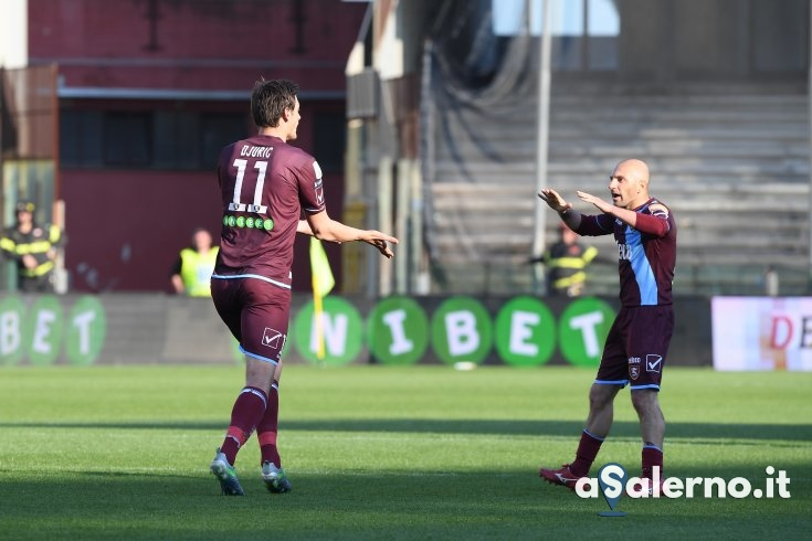 Salernitana, meglio accontentarsi e non affondare: con il Venezia e' 1-1 - aSalerno.it