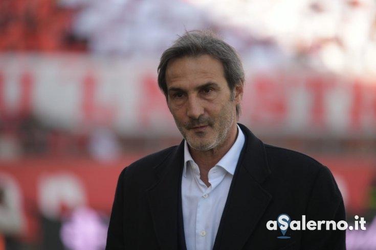 """Gregucci: """"Il terzo gol ci ha tagliato le gambe"""" - aSalerno.it"""