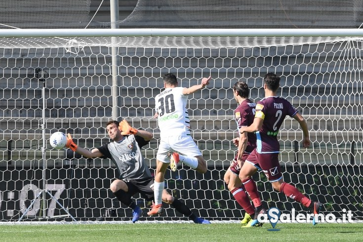 La Salernitana affonda, il Venezia è in gondola: decide Bocalon (0-1 pt) - aSalerno.it