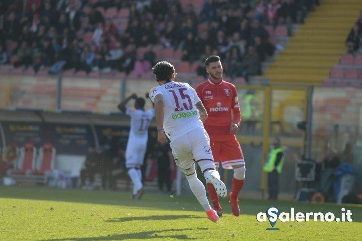 Salernitana, Casasola prova a riprendere il grifone (2-1 pt). - aSalerno.it
