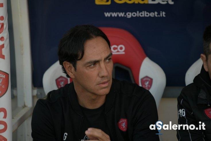 """Nesta gongola: """"Abbiamo vinto meritatamente.. Salernitana squadra fortissima"""" - aSalerno.it"""