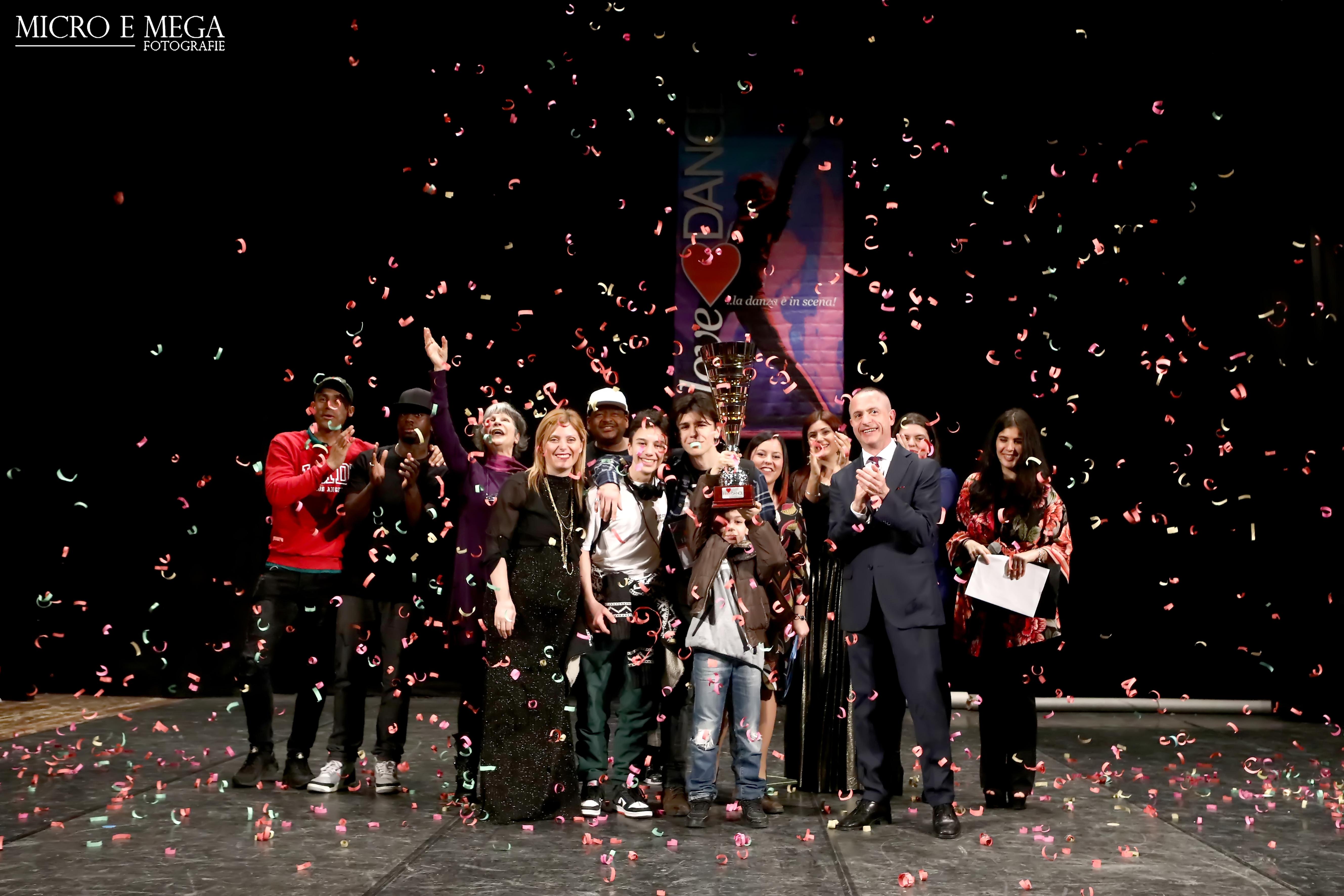 I Love Dance: i premiati della VIII edizione