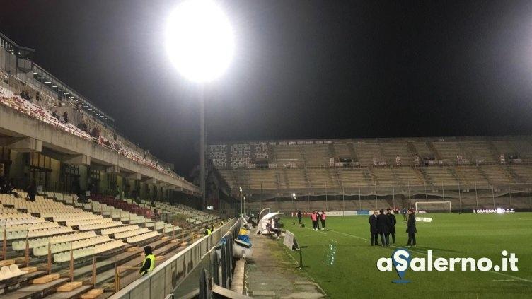 Salernitana-Crotone, formazione ufficiale: Odjer la spunta - aSalerno.it