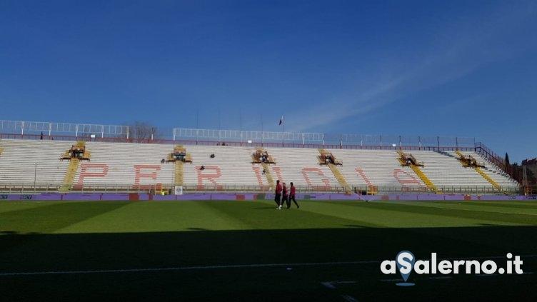 Perugia-Salernitana: formazione ufficiale - aSalerno.it