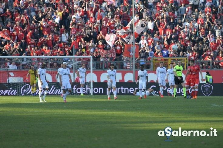 Salernitana, il bacio è amaro: 3 a 1 Perugia - aSalerno.it